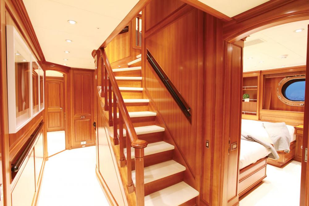 SILENCIO - Luxury Sailing Yacht For Sale - Four Guest Cabins - Img 2   C&N