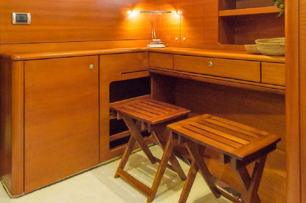 ZANZIBAR - Luxury Sailing Yacht For Sale - 1 MASTER CABIN | 2 GUEST CABINS - Img 3 | C&N