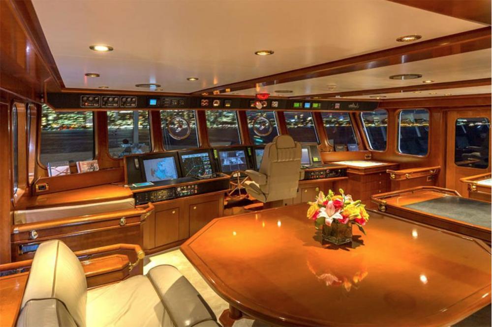 ZEEPAARD - Luxury Motor Yacht For Sale - BRIDGE - Img 1 | C&N