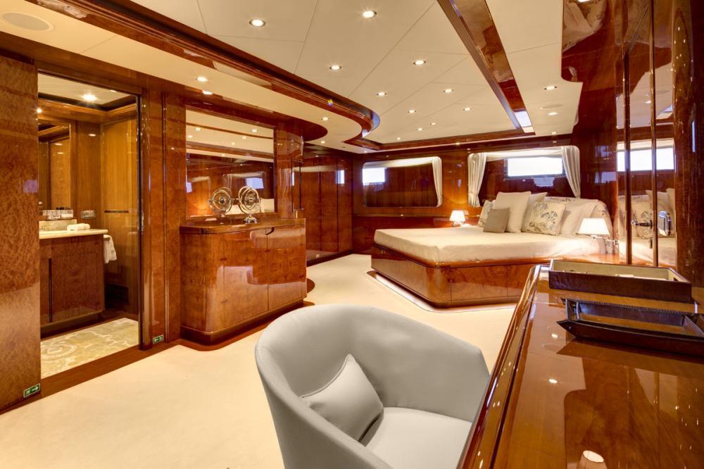 BARON TRENCK - Luxury Motor Yacht For Charter - 1 VIP | 1 DOUBLE CABIN - Img 1 | C&N