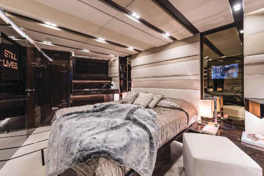 GIGRECA - Luxury Sailing Yacht For Sale - 1 MASTER CABIN - Img 1 | C&N
