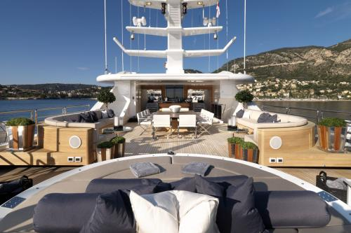 SEALYON - Luxury Motor Yacht For Charter - Exterior Design - Img 1   C&N