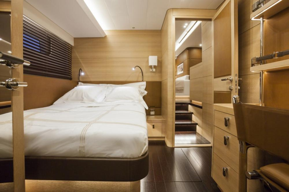 SHAMANNA - Luxury Sailing Yacht For Charter - 1 VIP CABIN | 2 TWIN CABINS - Img 1 | C&N
