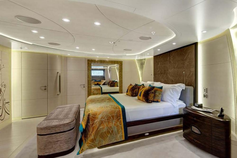 MONDANGO 3 - Luxury Sailing Yacht For Charter - 1 MASTER CABIN - Img 2   C&N