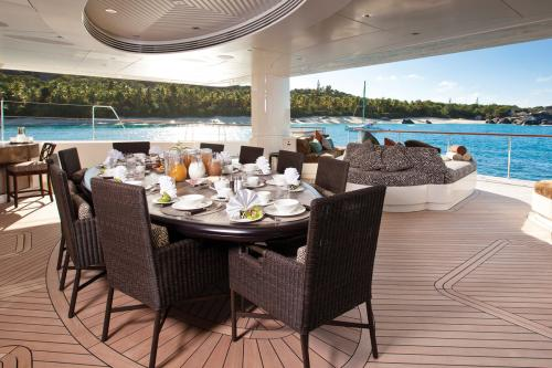 HEMISPHERE - Luxury Sailing Yacht For Charter - Exterior Design - Img 1   C&N