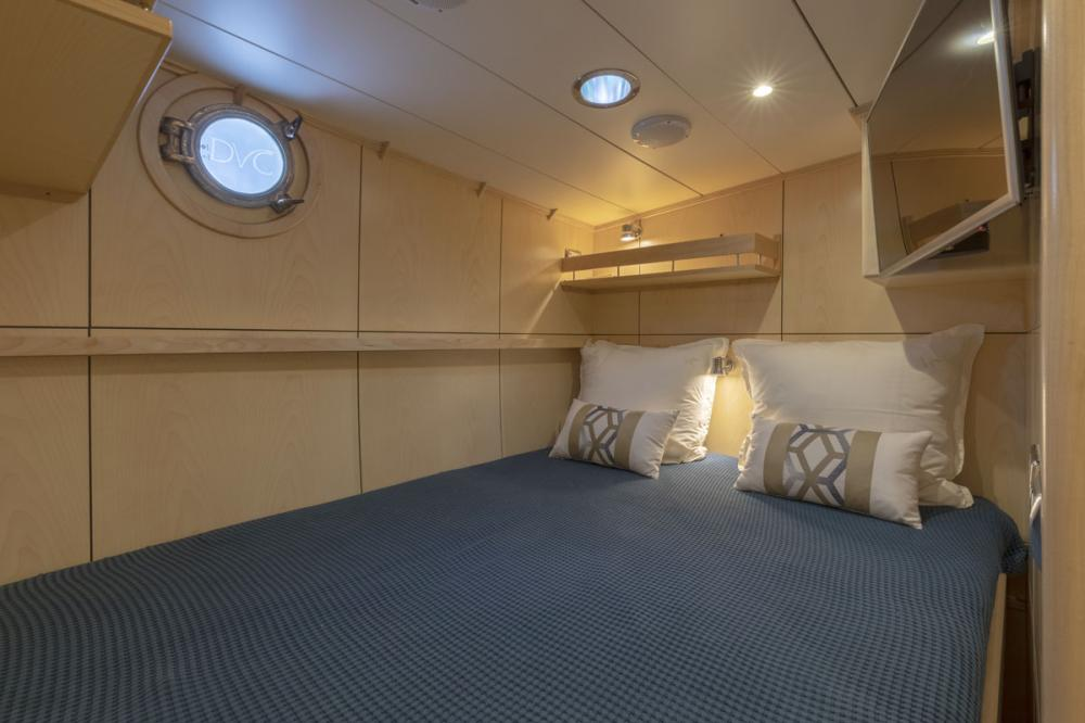 DE VROUWE CHRISTINA - Luxury Sailing Yacht For Sale - 3 CABINS - Img 5 | C&N