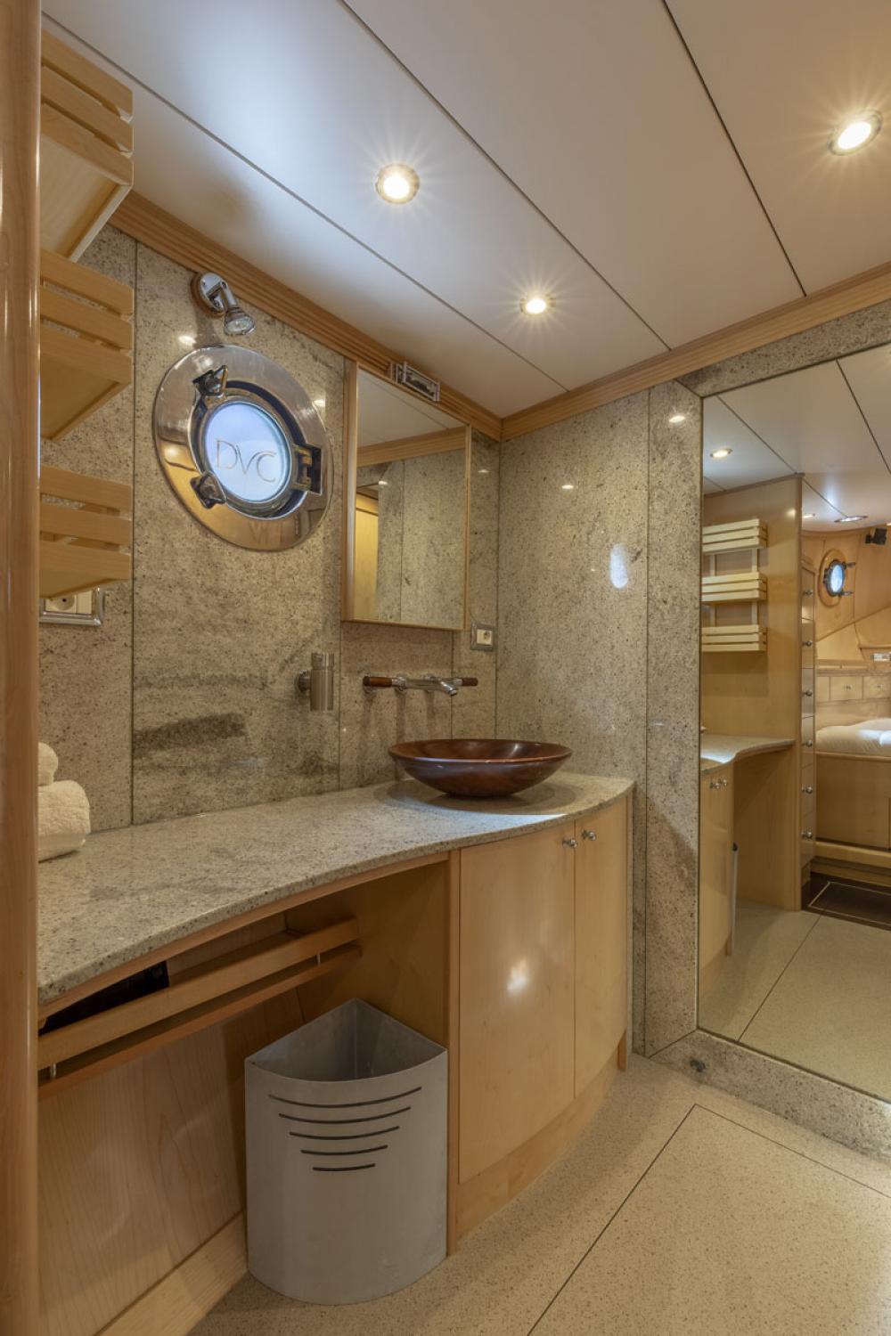 DE VROUWE CHRISTINA - Luxury Sailing Yacht For Sale - 3 CABINS - Img 4 | C&N