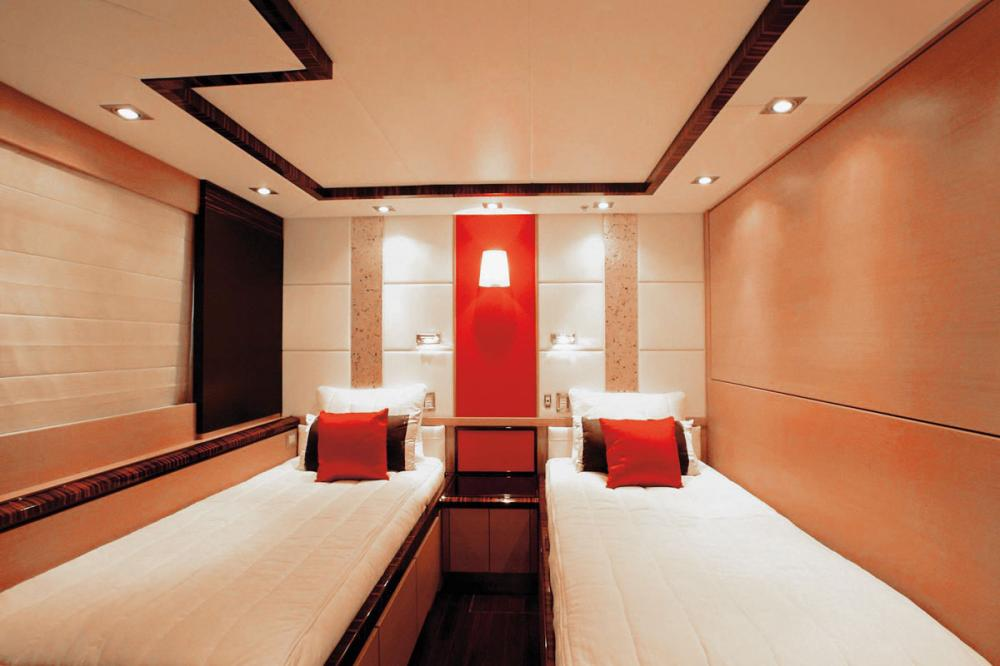 DRAGON - Luxury Motor Yacht For Sale - 1 TWIN CABIN - Img 1 | C&N