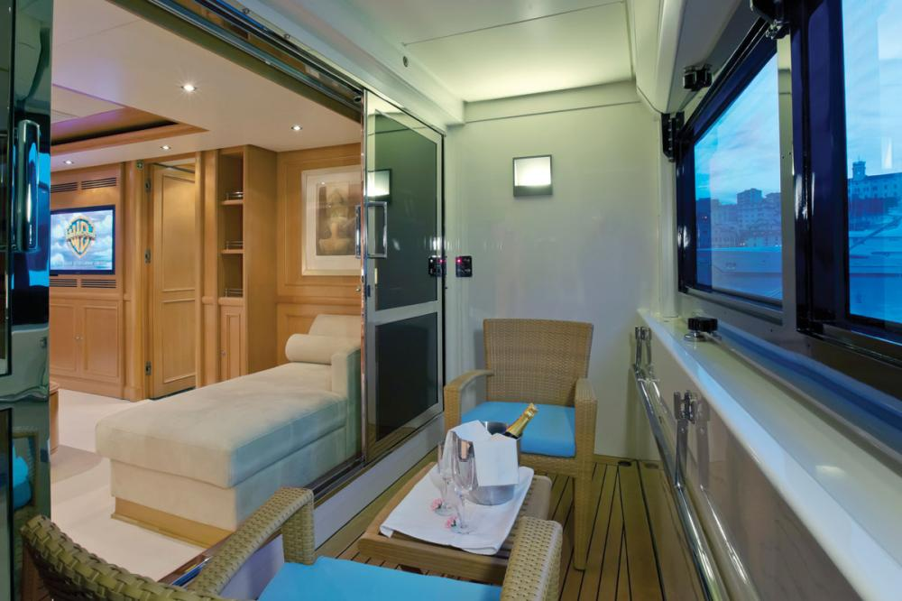 HANA - Luxury Motor Yacht For Charter - 1 MASTER CABIN - Img 2   C&N