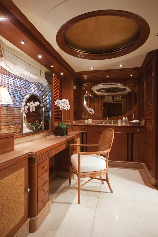 JO I - Luxury Motor Yacht For Charter - 1 MASTER CABIN - Img 3 | C&N