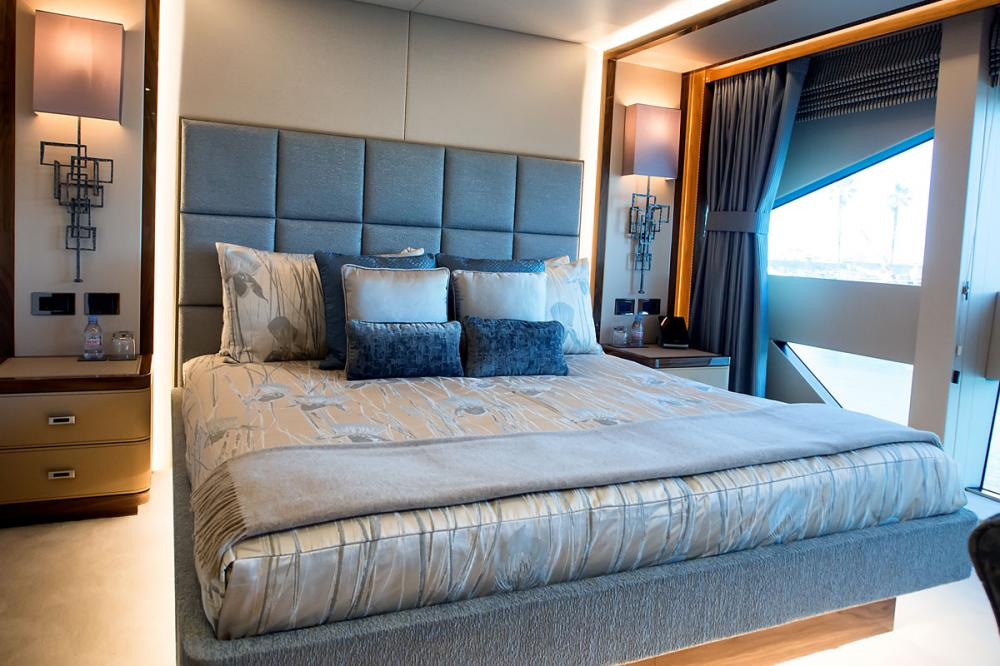 PRINCESS AVK - Luxury Motor Yacht For Charter - 2 VIP Double Cabins | 3 twin/double convertible cabins - Img 1 | C&N