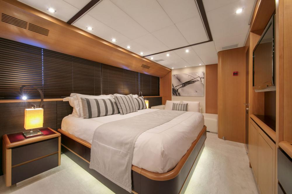 PURE ONE - Luxury Motor Yacht For Sale - 2 DOUBLE CABINS - Img 1 | C&N