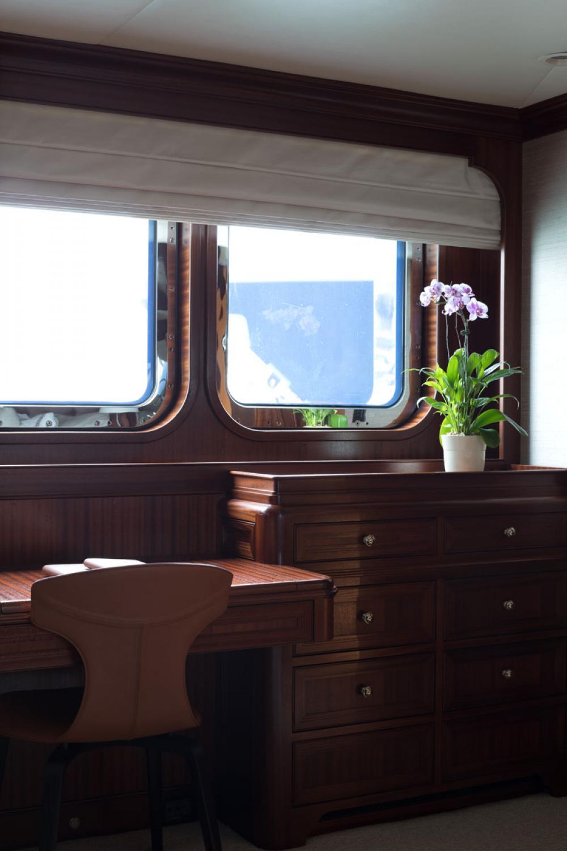 SAFIRA - Luxury Motor Yacht For Sale - 1 MASTER CABIN - Img 2 | C&N