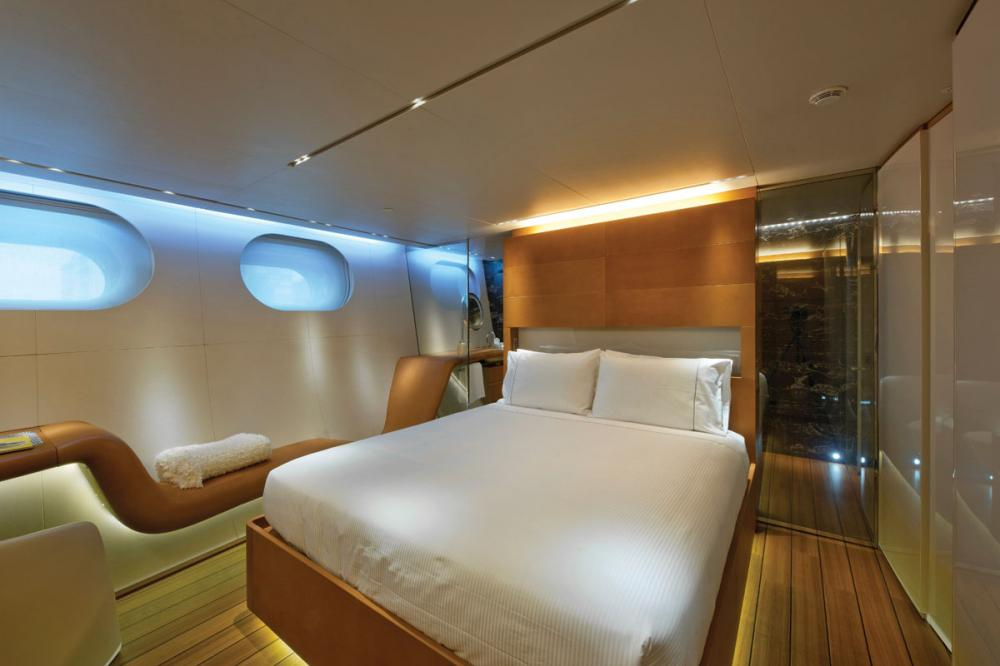 PANTHALASSA - Luxury Sailing Yacht For Charter - 4 DOUBLE CABINS - Img 3   C&N