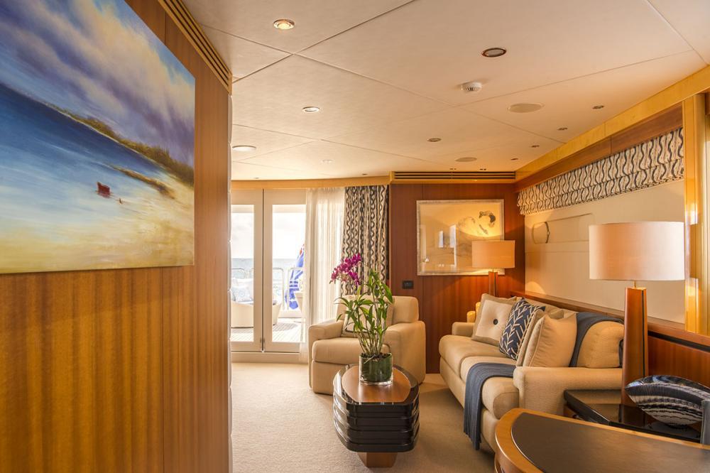 SPIRIT - Luxury Motor Yacht For Charter - 1 MASTER CABIN - Img 2   C&N