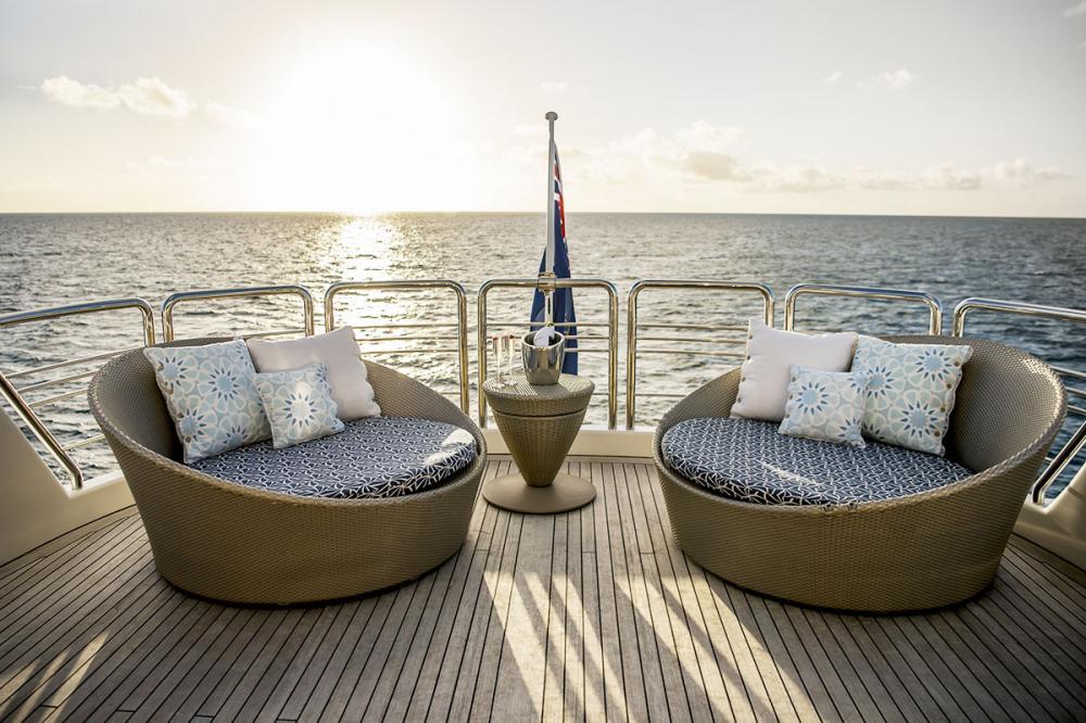 SPIRIT - Luxury Motor Yacht For Charter - 1 MASTER CABIN - Img 4   C&N