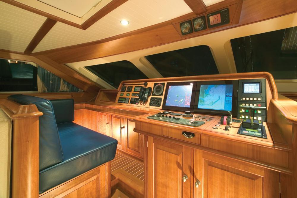 WELLENREITER - Luxury Sailing Yacht For Sale - BRIDGE - Img 1   C&N