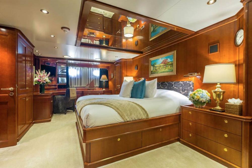 ZEEPAARD - Luxury Motor Yacht For Sale - 1 MASTER CABIN - Img 2 | C&N