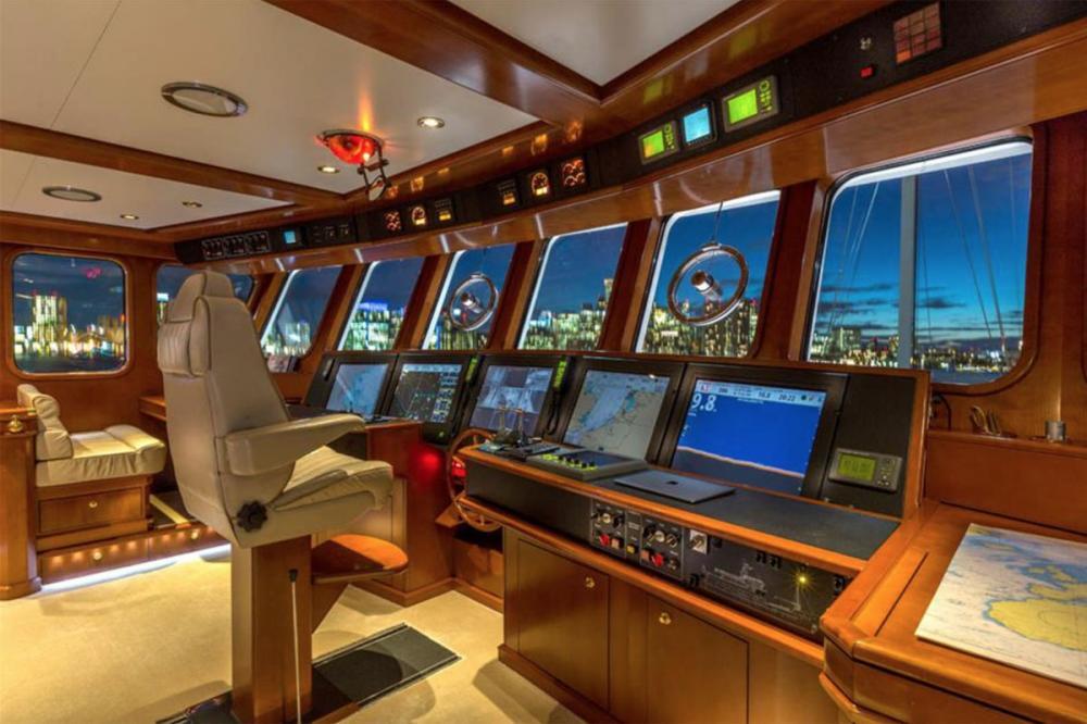 ZEEPAARD - Luxury Motor Yacht For Sale - BRIDGE - Img 3 | C&N