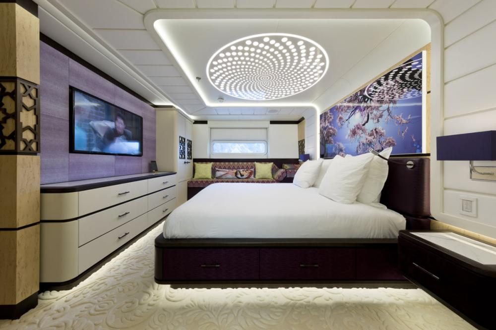 KHALILAH - Luxury Motor Yacht For Charter - 2 DOUBLE CABINS - Img 3 | C&N