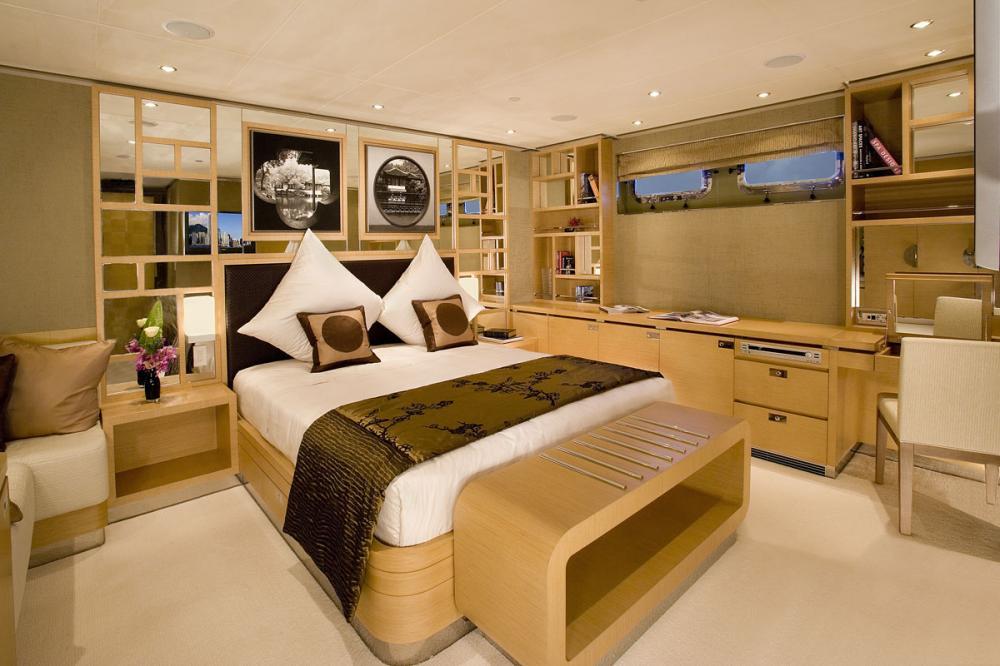 DOROTHEA III - Luxury Motor Yacht For Sale - 1 DOUBLE CABIN - Img 1 | C&N