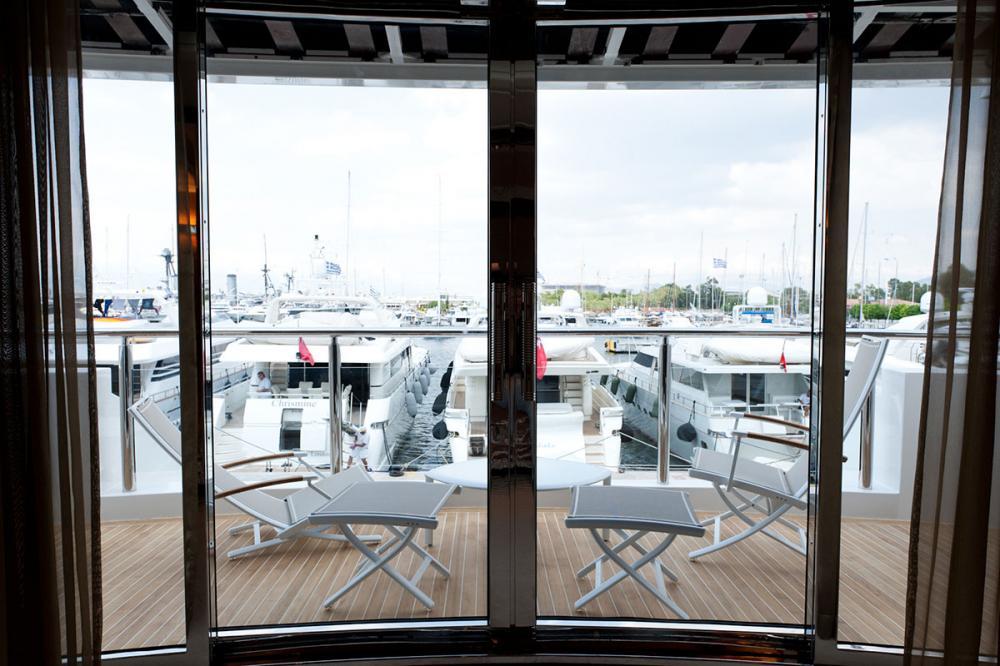 I SEA - Luxury Motor Yacht For Charter - 1 MASTER CABIN - Img 5 | C&N