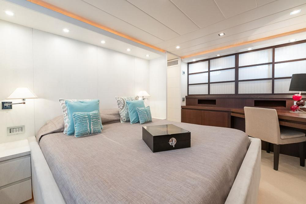 STRAVAGANZA - Luxury Motor Yacht For Sale - 1 DOUBLE CABIN - Img 1   C&N