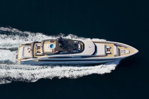 AQUAMARINE - Luxury Motor Yacht For Sale - Exterior Design - Img 1 | C&N