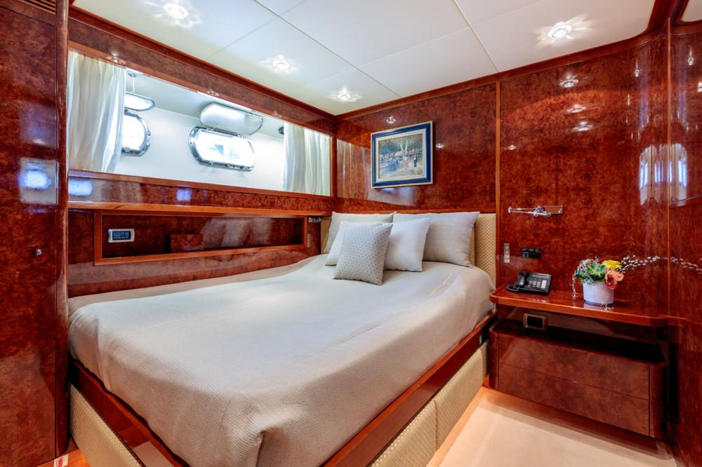 OVAL - Luxury Motor Yacht For Sale - 1 DOUBLE CABIN - Img 1   C&N