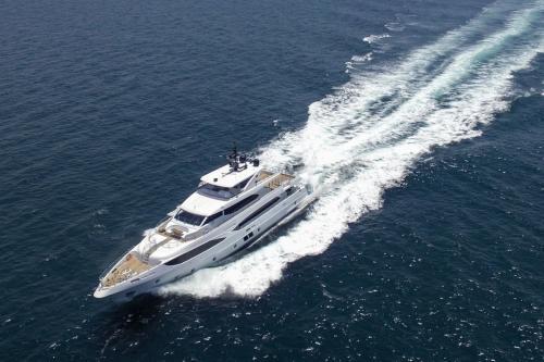 ALTAVITA - Luxury Motor Yacht For Charter - Exterior Design - Img 1 | C&N