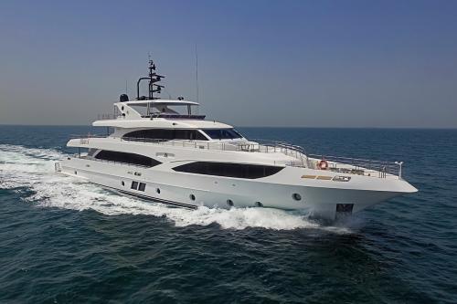 ALTAVITA - Luxury Motor Yacht For Charter - Exterior Design - Img 2 | C&N
