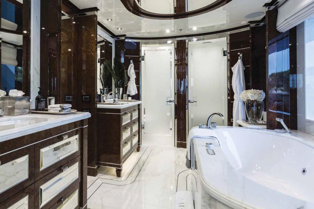 11.11 - Luxury Motor Yacht For Charter - 1 MASTER CABIN - Img 4   C&N