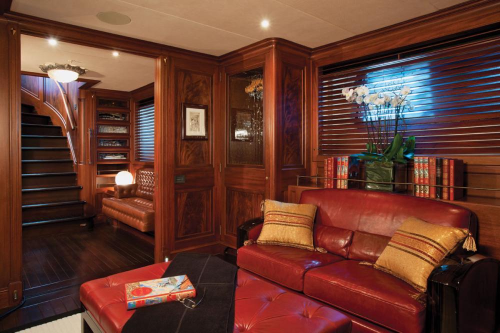 TIARA - Luxury Sailing Yacht For Charter - 1 MASTER CABIN - Img 2 | C&N