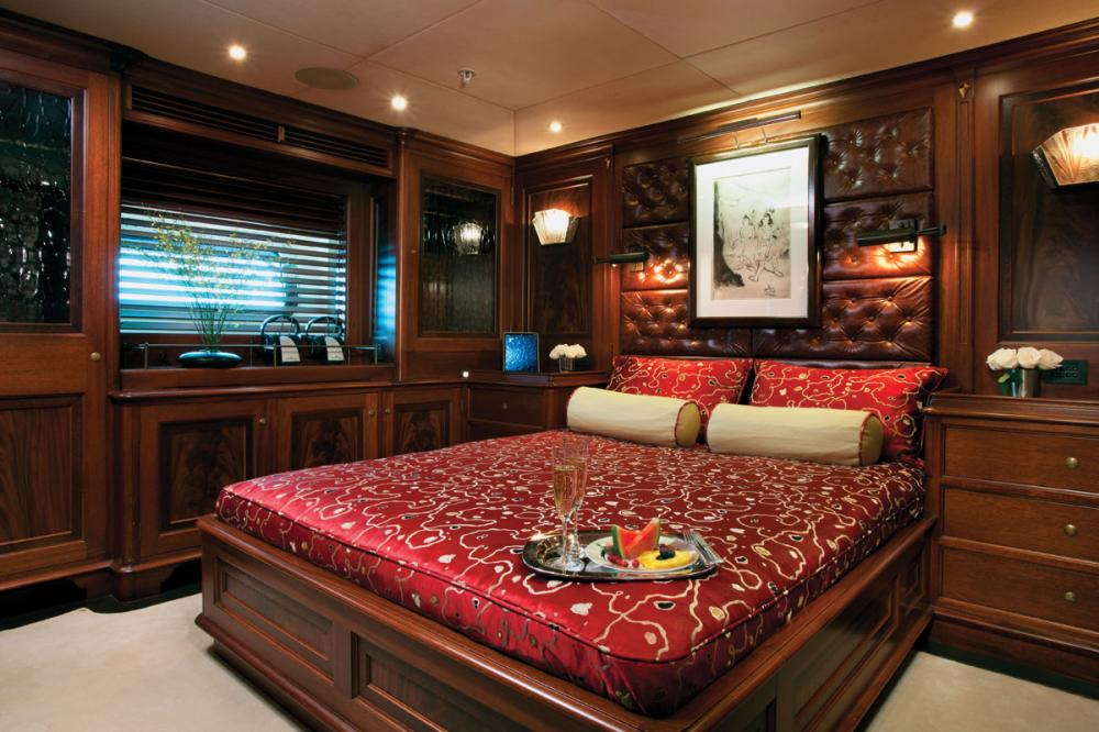 TIARA - Luxury Sailing Yacht For Charter - 2 DOUBLE CABINS - Img 1 | C&N