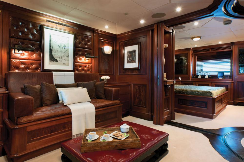 TIARA - Luxury Sailing Yacht For Charter - 2 DOUBLE CABINS - Img 3 | C&N