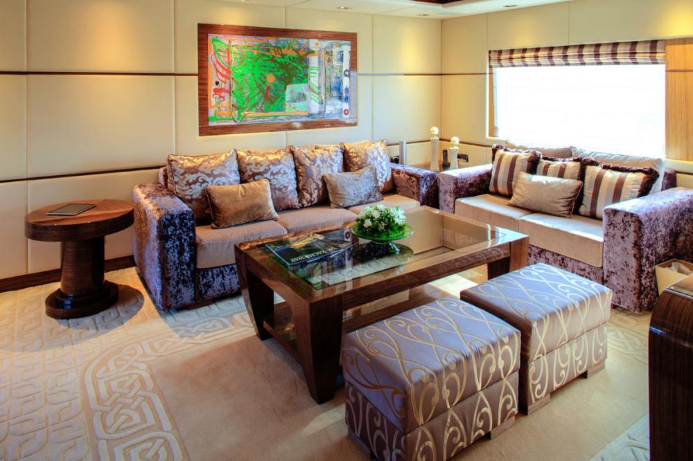 I SEA - Luxury Motor Yacht For Charter - 1 MASTER CABIN - Img 1 | C&N
