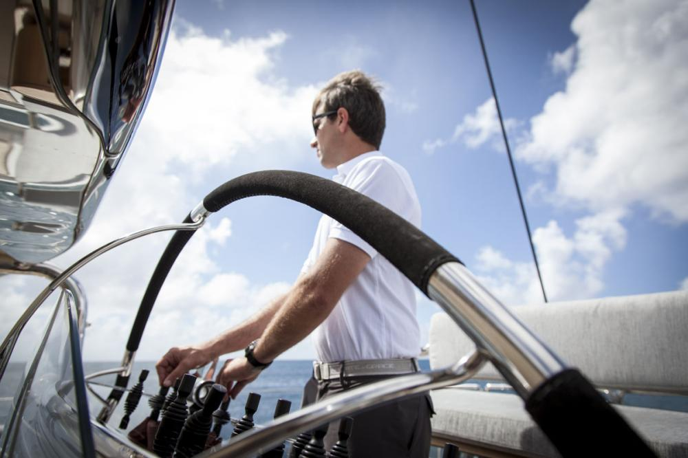 STATE OF GRACE - Luxury Sailing Yacht For Charter - BRIDGE - Img 2 | C&N