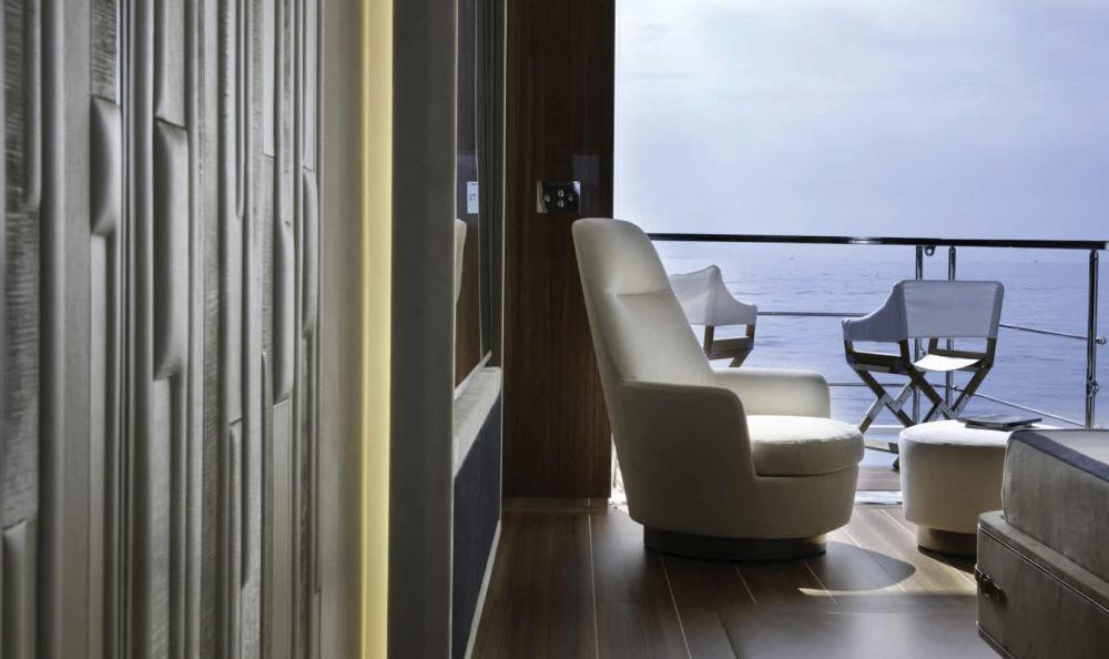 Project Portofino - Luxury Motor Yacht For Sale - 1 MASTER CABIN - Img 4 | C&N