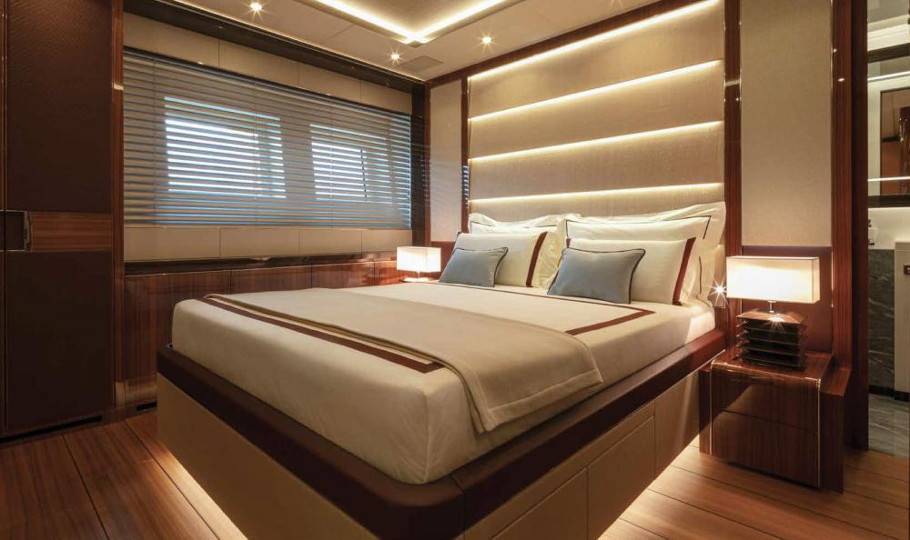 Project Portofino - Luxury Motor Yacht For Sale - 1 VIP CABIN | 3 DOUBLE CABINS - Img 2 | C&N