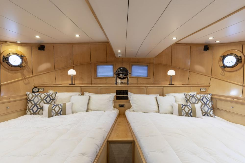 DE VROUWE CHRISTINA - Luxury Sailing Yacht For Sale - 3 CABINS - Img 1 | C&N