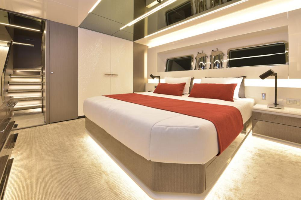 ARIA.S - Luxury Motor Yacht For Sale - VIP convertible - Img 1 | C&N
