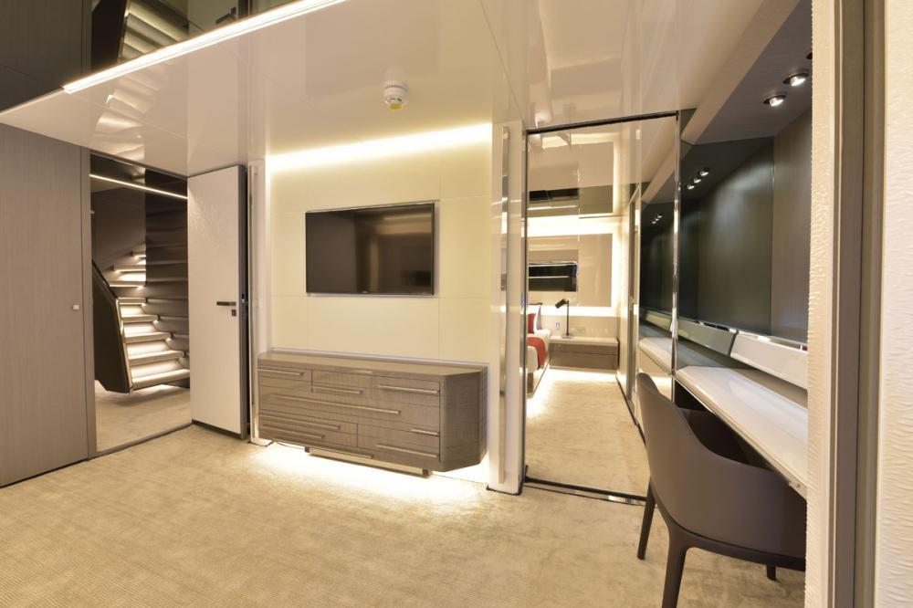 ARIA.S - Luxury Motor Yacht For Sale - VIP convertible - Img 2 | C&N