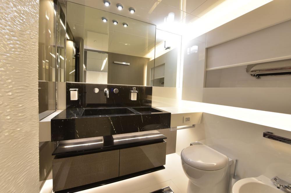 ARIA.S - Luxury Motor Yacht For Sale - VIP convertible - Img 3 | C&N