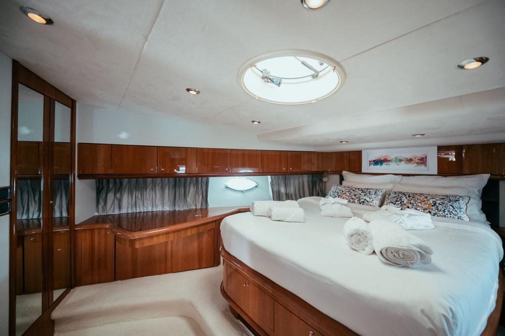 Houri - Luxury Motor Yacht For Sale - Two Double Cabins - Img 2   C&N