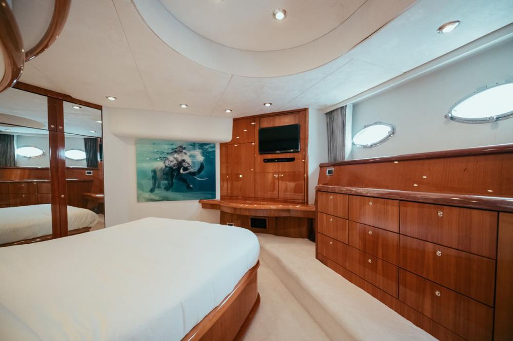 Houri - Luxury Motor Yacht For Sale - Two Double Cabins - Img 4   C&N