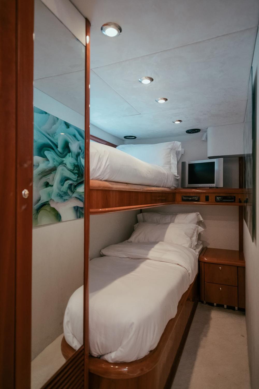 Houri - Luxury Motor Yacht For Sale - 1 Twin Cabin - Img 1   C&N