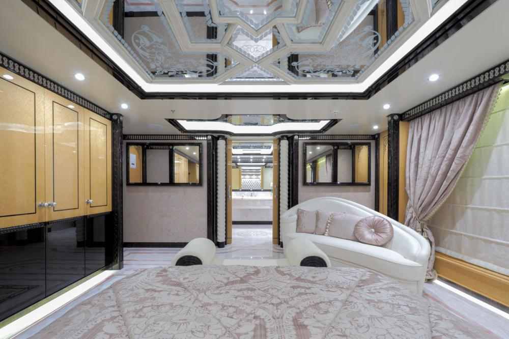 ELEMENTS - Luxury Motor Yacht For Sale - Two VIP Cabins upper deck forward - Img 2 | C&N