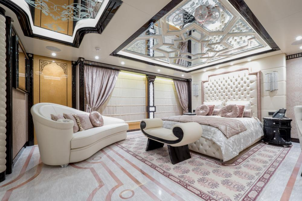 ELEMENTS - Luxury Motor Yacht For Sale - Two VIP Cabins upper deck forward - Img 3 | C&N