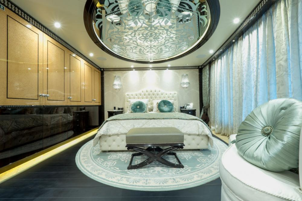 ELEMENTS - Luxury Motor Yacht For Sale - 4 Double Cabins on main deck forward - Img 2 | C&N