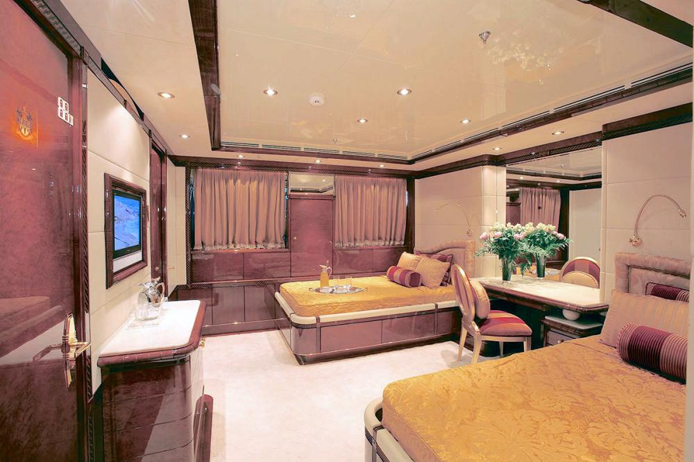 AMBROSIA - Luxury Motor Yacht For Sale - Four Double Cabins  - Img 1 | C&N